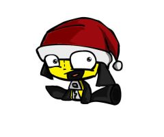 Gir goes Christmassy by explosion-sauce