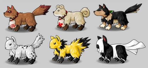 EBF5: The Dogs by KupoGames