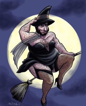 witchy witchy yay yay yay by sw