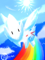 I LOve Togetic by TakeoTheSavage