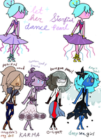 song-based gem adopts! (closed) by PreciousBee