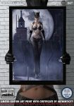 Halle Berry Catwoman 'Dark City' Series by PaulSuttonArt
