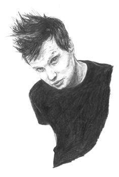 Mark Hoppus by emele-the-strange