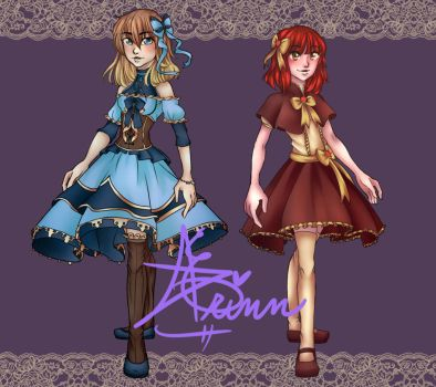 Lolita Sisters by Aery-Child