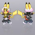 Guzma Cosplay Pikachu for PipzyPop by Witchin