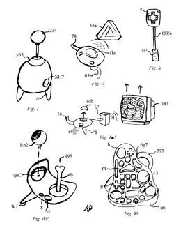 Video Game Patents by Gioku
