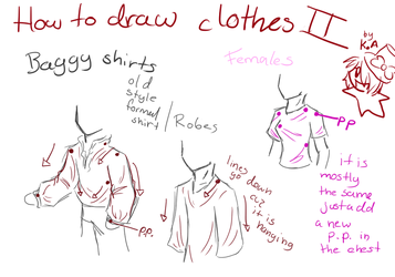 Clothes Tutorial 2 by Otackoon