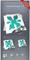 Icon Corel Draw 11 by ncrow