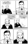 Super Syndicate - comic page preview by ferryo