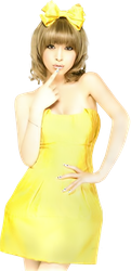Ayumi Hamasaki PNG Render by classicluv