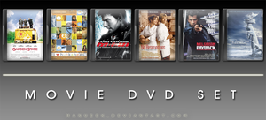 Movie DVD Icons 14 by manueek