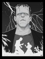 Frankenstein by DenisM79
