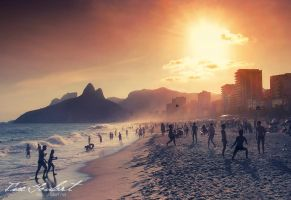Relaxing in Rio by IsacGoulart