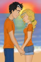 Percabeth by Isuani