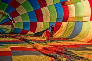 Balloonists  16 by AHMETSOLEY