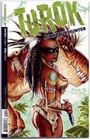 Turok Primitive sketch cover by PlanetDarkOne