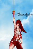 Erza Scarlet 284 by Chrome-Asakura