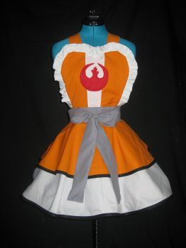 Rebel Alliance Cosplay Pinafore by DarlingArmy