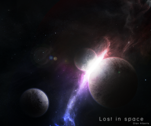 Lost in space by OlavAlberts