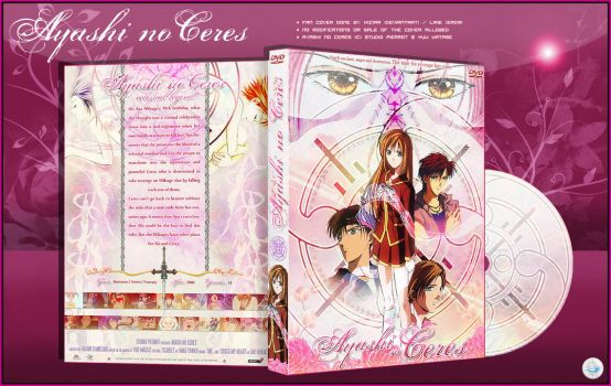 Dvd Cover: Ayashi no Ceres by N1z1ra