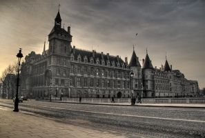 La Conciergerie by darkcalypso