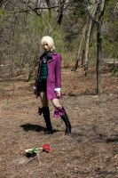 Isolated - Alois by michiiyuki