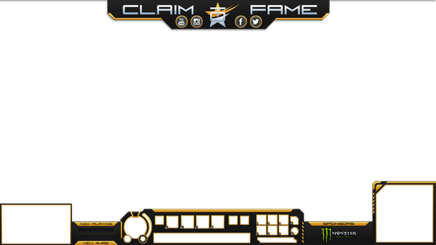 Claim to Fame LoL Overlay by SyntheticBrilliance