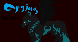 Crying Obsidian by demonxdwolfxd
