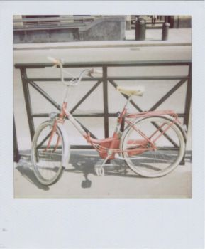 Bicycle In Turin By Pir-anha by WeArePolaroid