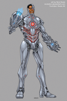 Cyborg  by RIVOLUTION