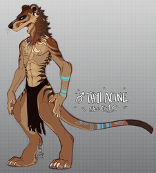 Adopt Of The Day 2017-10-17 by LiLaiRa