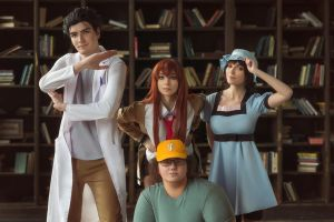 Steins Gate - Back to the future by MiraMarta
