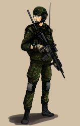 [GIFT] Sgt. Catherine Johnson by ThomChen114