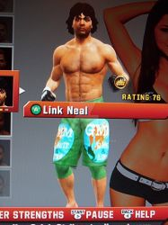 Link in UFC 3! by Sallah66