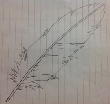 Feather by ReaganSoignier