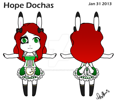 Hope Lolita by UrBubbleFace