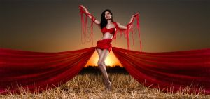 The Red by Pelin-Andrey