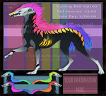 Beast Adopt No. 36 (Auction: CLOSED) by NinjaKato