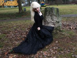 Gothic Stock  1 by Liancary-art