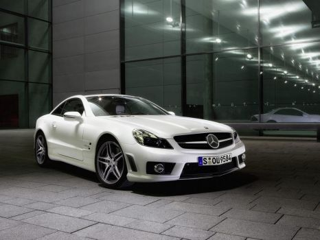 Mercedes SL65 AMG Wallpaper by delysidlsd