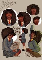 Hermione Granger by may12324