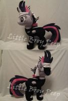 My little pony Future twilight Sparkle(commission) by Little-Broy-Peep