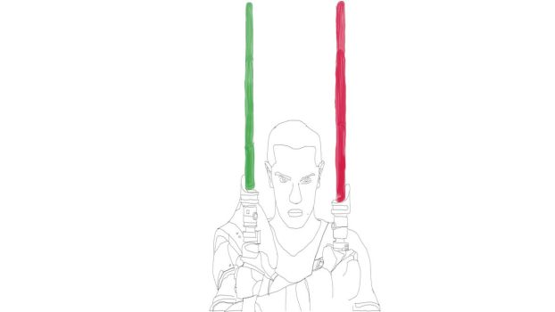 Star Wars The Force Unleashed Starkiller by Igotthisdudeforreal