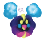 Cosmog [Water Color Experimenting] by MyDoggyCatMadi