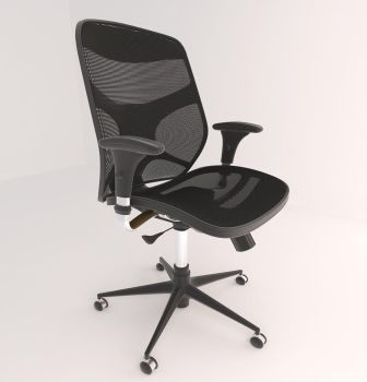 OFFICE CHAIR by RullyArt