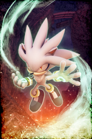 Official - Sonic Universe #80 Variant Cover by Elesis-Knight