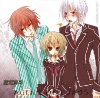Vampire Knight: Agent of Chaos by Sagakure