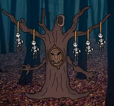 The Hanging Tree by MeltingMan234