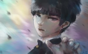 Mob Psycho 100 by vast-sky