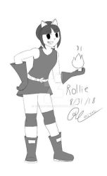 Rollie Gift Art by RodCaster